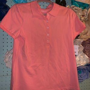 Short Sleeve Polo TShirt